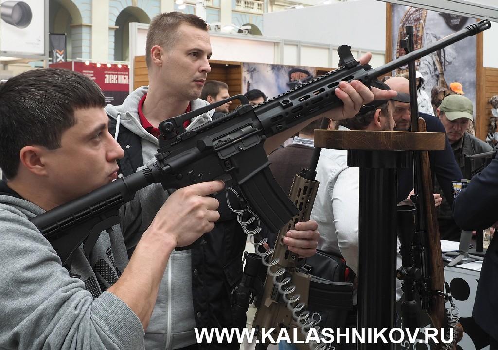 Выставка Arms&Hunting 2019. Фото 6