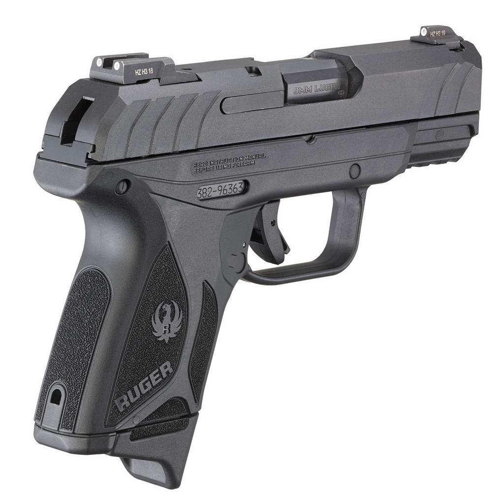 Ruger, пистолет, скрытый курок