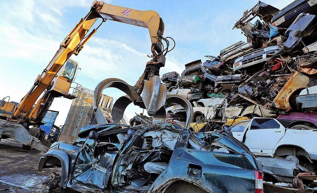 Утилизация оружейного рынка. Фото 2