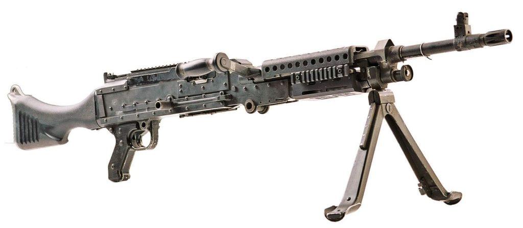 пулемёт M240
