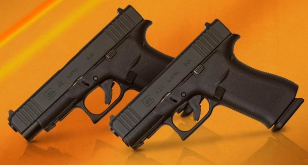Glock, G43X,G48, Slimline