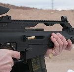 HK36C, Heckler & Koch G36, assault rifle, shot show 2020, range day