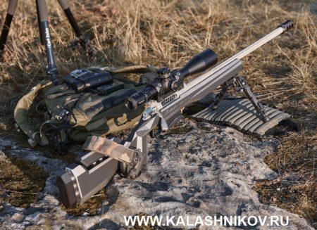 Высокоточная винтовка Bespoke gun Фантом Т. Фото 1