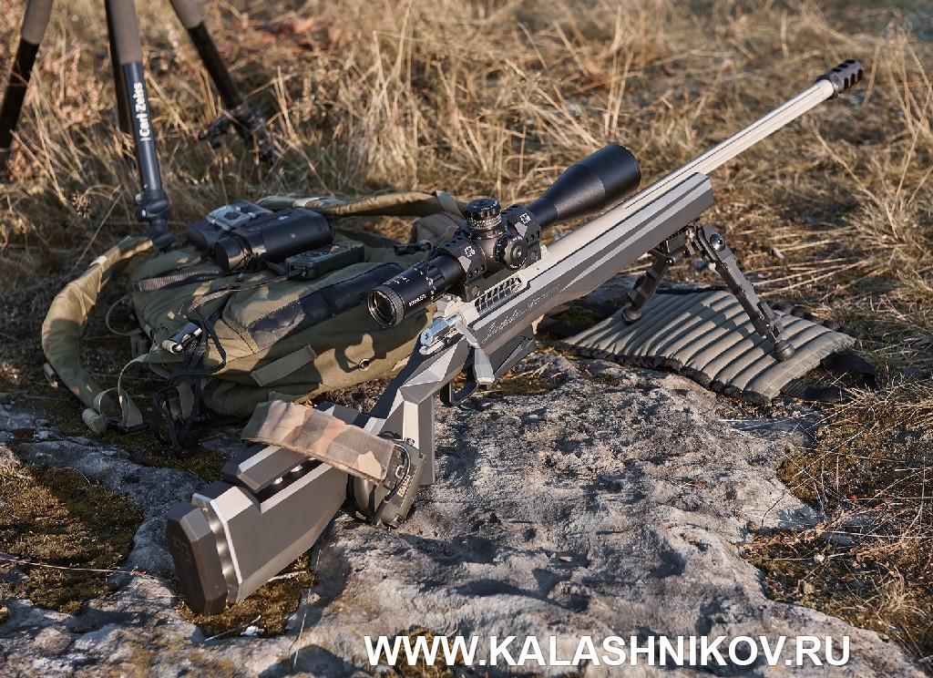 Высокоточная винтовка Bespoke gun Фантом Т. Фото 2
