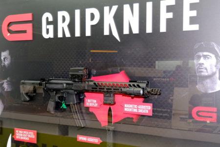 Gripknife, SHOT Show 2020