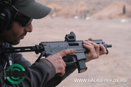 Angstadt, MDP-9, пистолет-карабин, shot show 2020, range day 2020, boulder