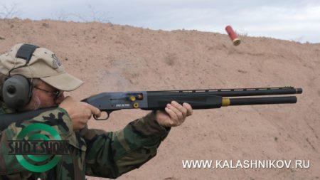 новый полуавтомат, самозарядное ружьё, мосберг, shot show 2020, mossberg 940 jm, range day 2020, shotgun