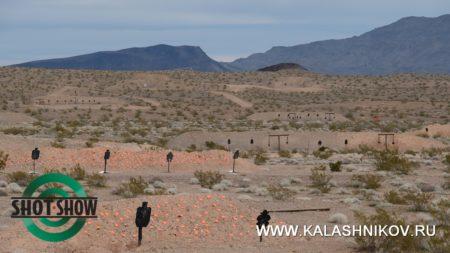 shot show 2020, boulder shooting club, shooting range,range day 2020, стрельбище, пустыня, невада