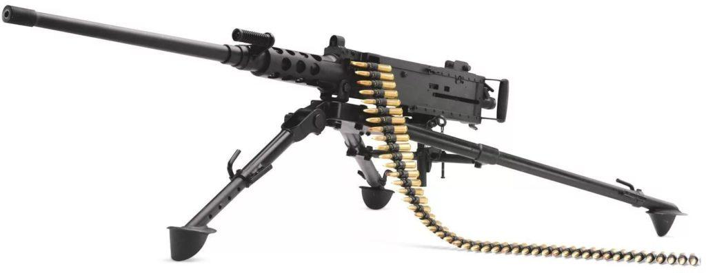 пулемёт M2
