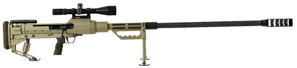 крупнокалиберная винтовка, Snipex, T-Rex, украина