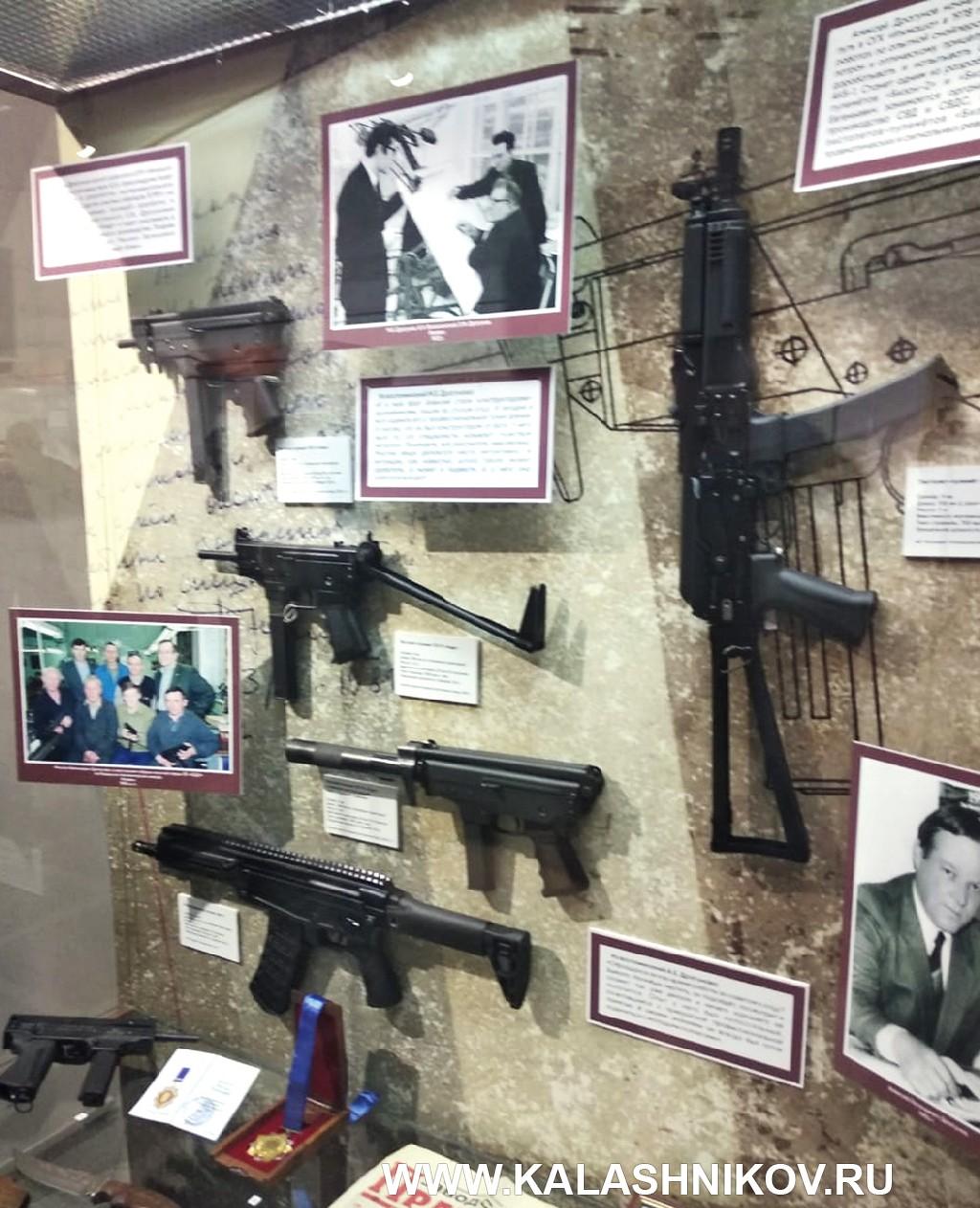 Витрина экспозиции «Дело Драгунова продолжается». Фото 1