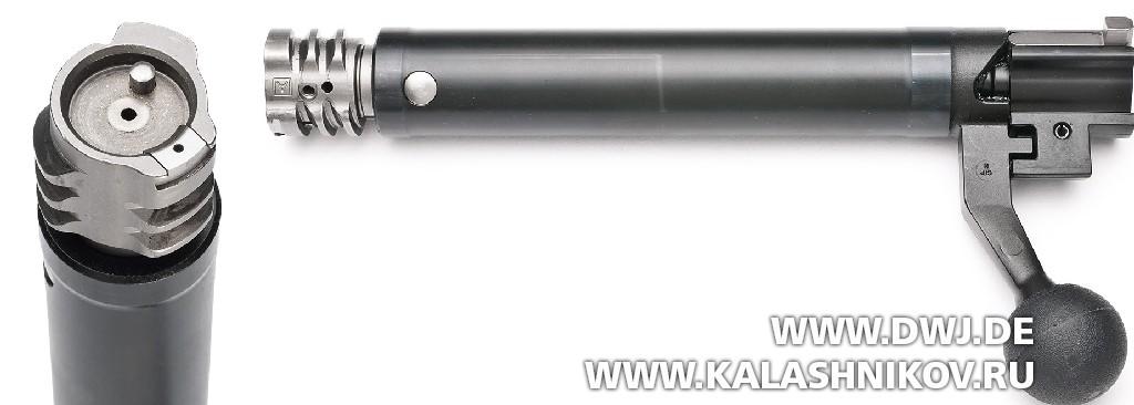 Тактическая винтовка Barrett MRAD. Затвор