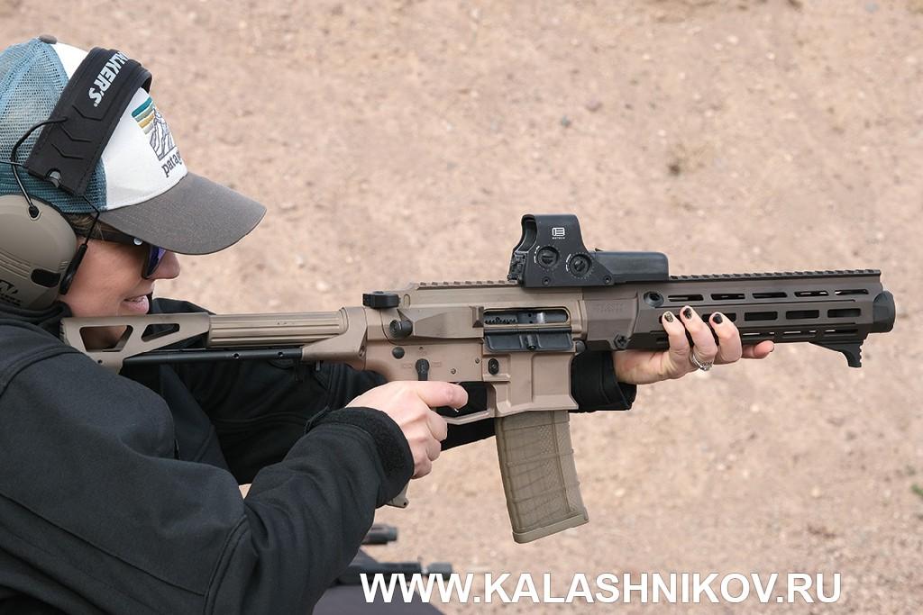 Стрелковый день выставки SHOT Show 2020. Фото 18. Maxim Defense PDX