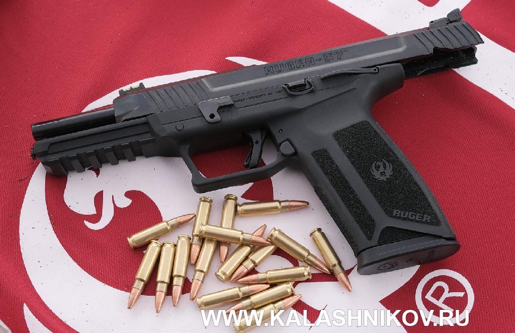 Стрелковый день выставки SHOT Show 2020. Фото 16. Ruger-57