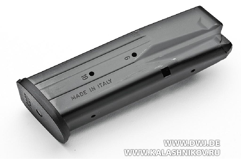 ПистолетSIG Sauer P227 SAS. Магазин