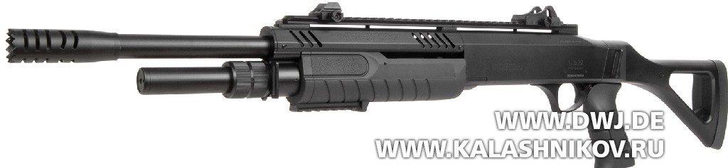 Пневматическое помповое ружье GSG Fabarm STF-12