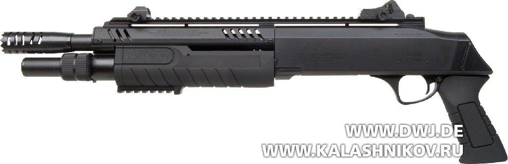Пневматическое помповое ружье GSG Fabarm STFS12