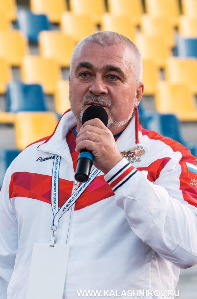 Генеральный секретарь IAU Валерий Ашихмин
