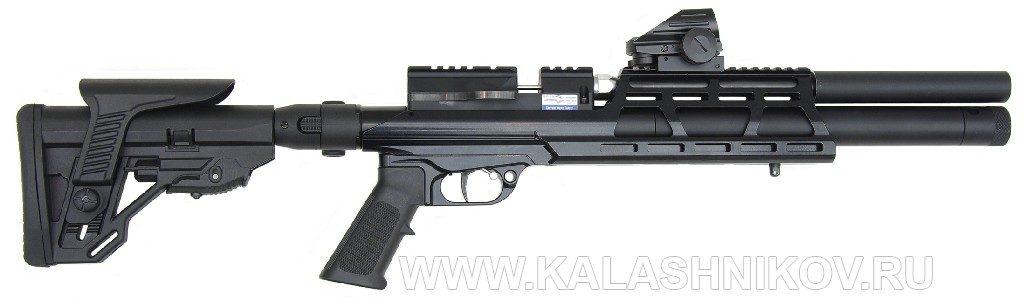 Пневматический мини-карабин Jæger 5,5 мм SPR