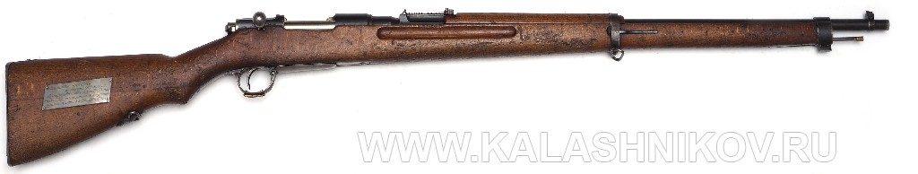 6,5-мм японская винтовка «арисака» (обр. 1897 г.)
