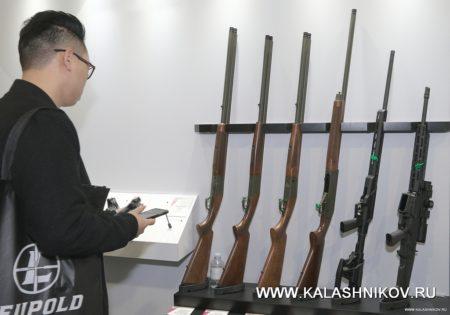 CZ Bren 2 MS, SHOT Show 2020, новое оружие, цевье