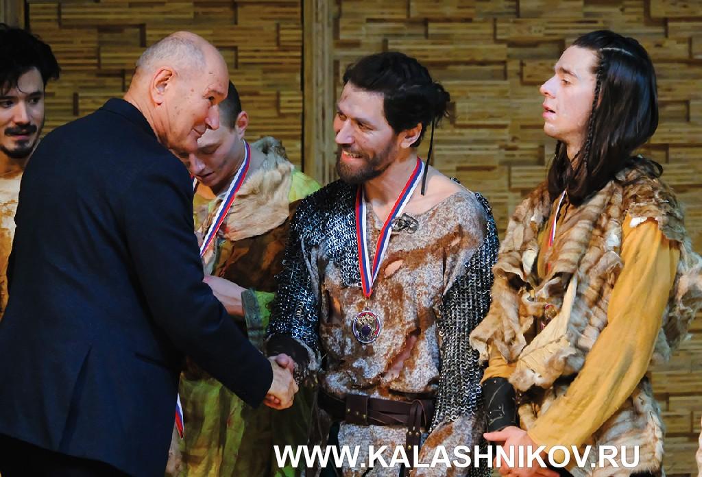 Чемпионат России поартистическому фехтованию в Санкт-Петербурге