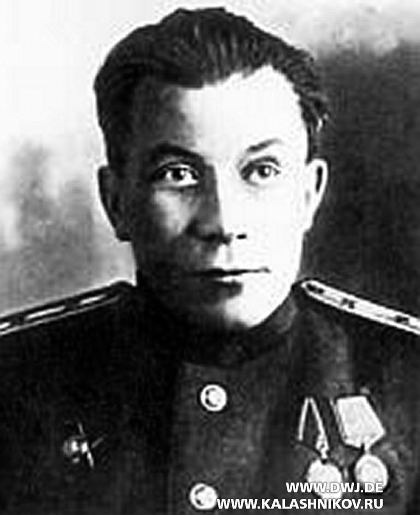 Алексей Иванович Судаев