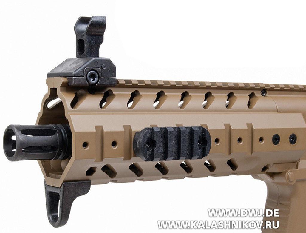 Пневматическая винтовка GSG SIG-Sauer. ДТК