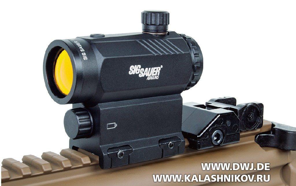 Коллиматорный прицел SIG-Sauer Micro Red Dot