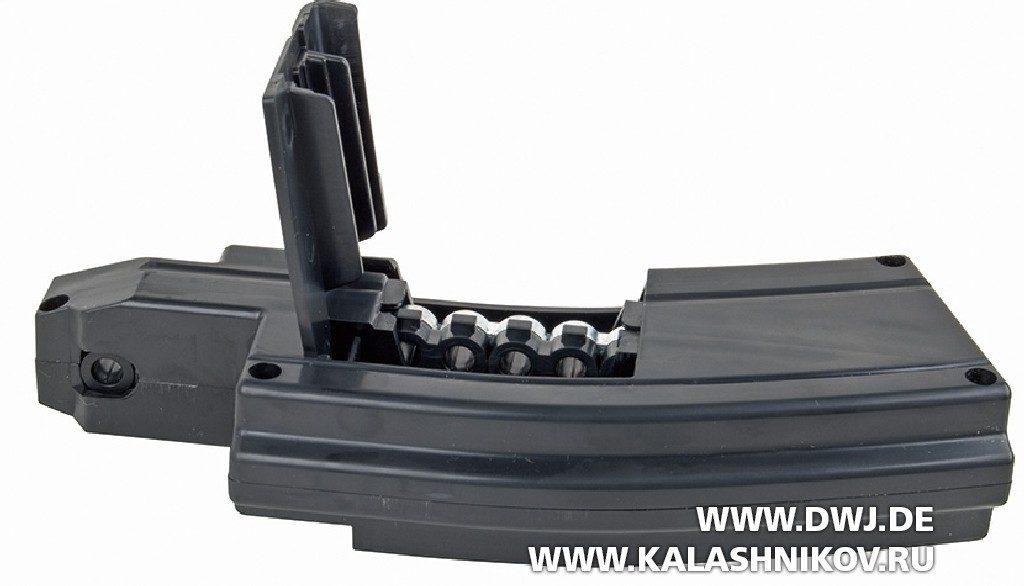 Пневматическая винтовка GSG SIG-Sauer. Магазин