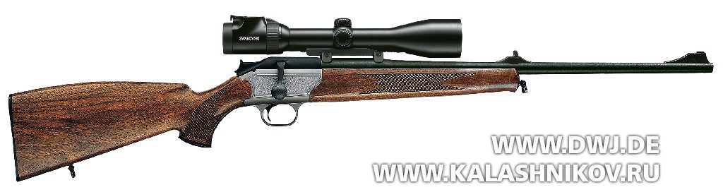 Дозвуковые охотничьи боеприпасы. Blaser R93