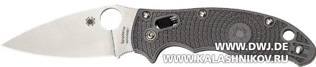 Нож Spyderco Manix 2 Lightweight Maxamet