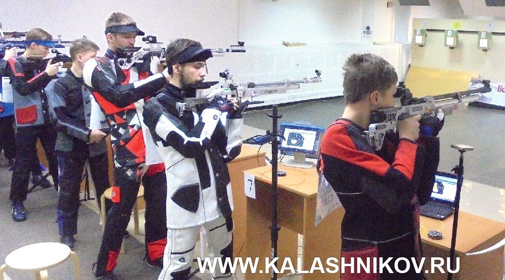Стрелковые соревнования к 100-летнему юбилею Е. Ф. Драгунова. Фото 2