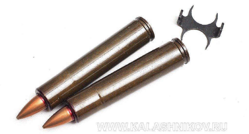 Бесшумный пистолет «Гроза» С-4М. Патроны ПЗАМ