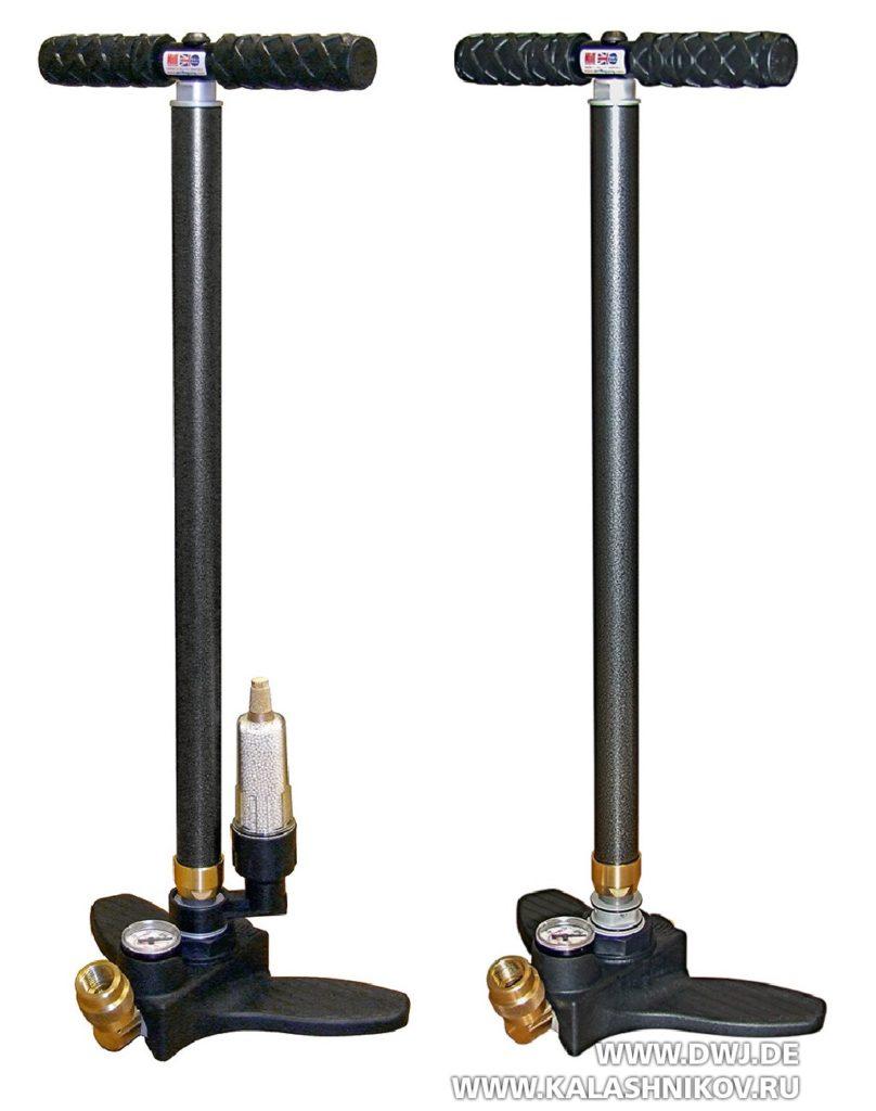 Ручные насосы для пневматического PCP оружия. Фото 3