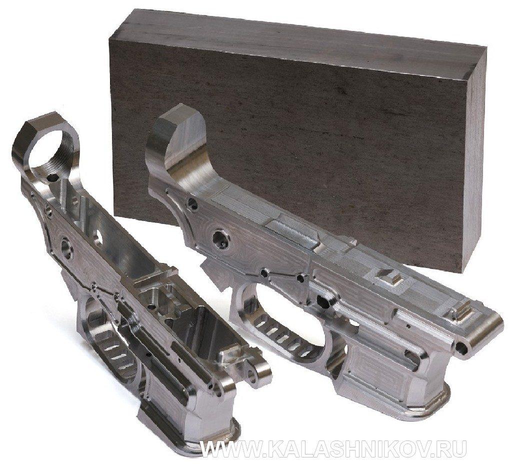 Пистолет-карабин Союз-ТМ STM-9. Спусковая коробка