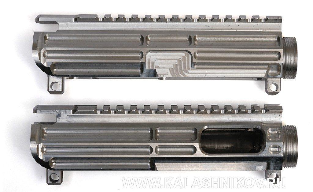Пистолет-карабин Союз-ТМ STM-9. Затворные коробки