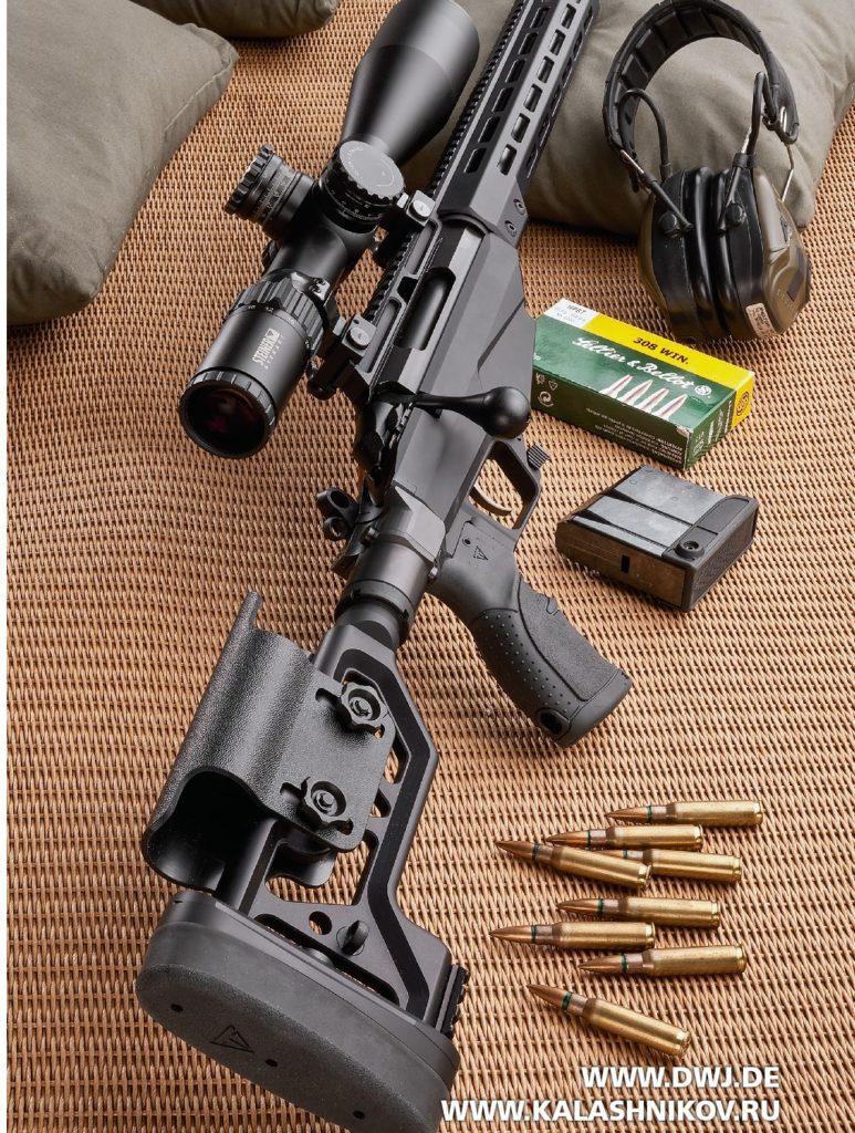 Высокоточная винтовка T3x TAC A1