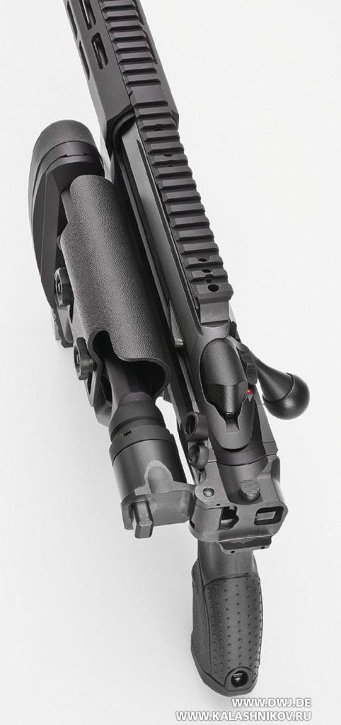 Высокоточная винтовка T3x TAC A1 со сложенным прикладом