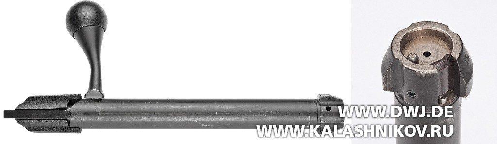 Высокоточная винтовка T3x TAC A1. Затвор