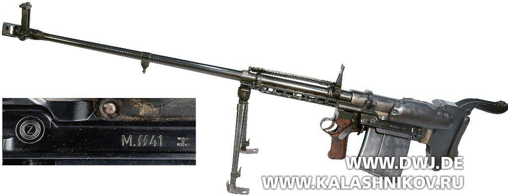 Противотанковое ружьё Pz.B. M.SS41