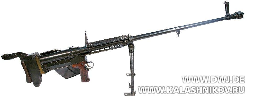 Противотаноковое ружьё Pz.B. M.SS41