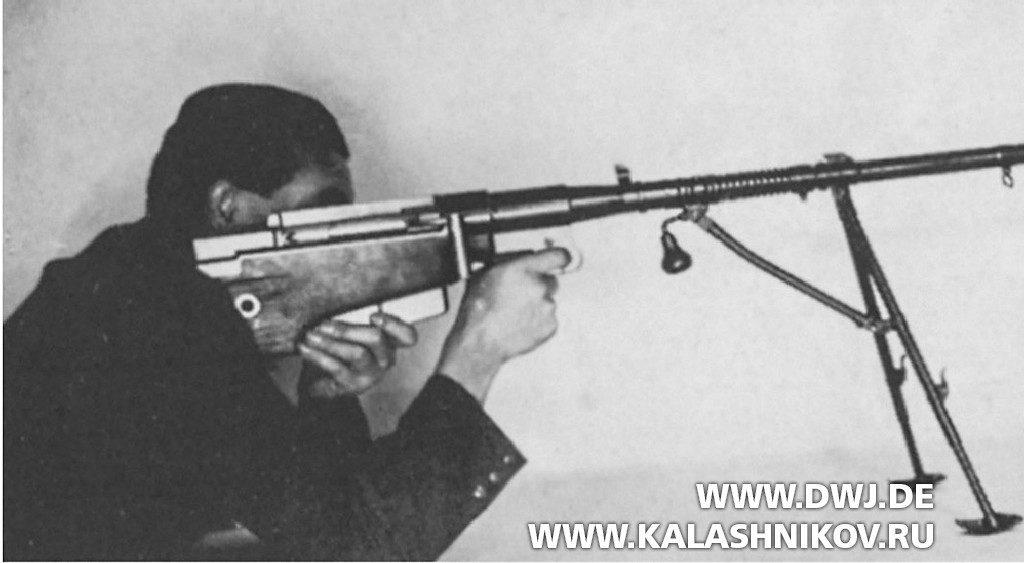 Противотанковое ружьё ZK 382 ПТР