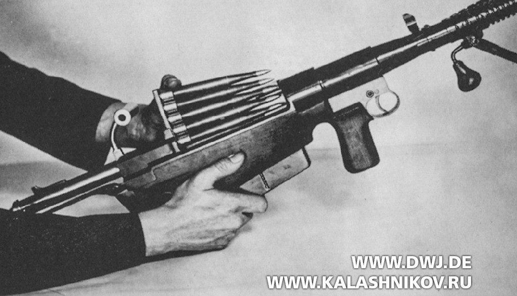 Противотанковое ружьё ZK 382 Обойма