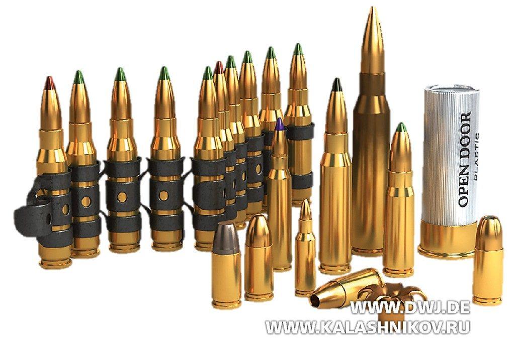 Патронное производство Sellier &Bellot. Армейские и полицейские патроны