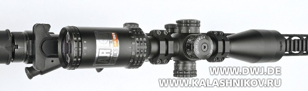 Оптический прицел AR/223 Drop Zone 3-12x40