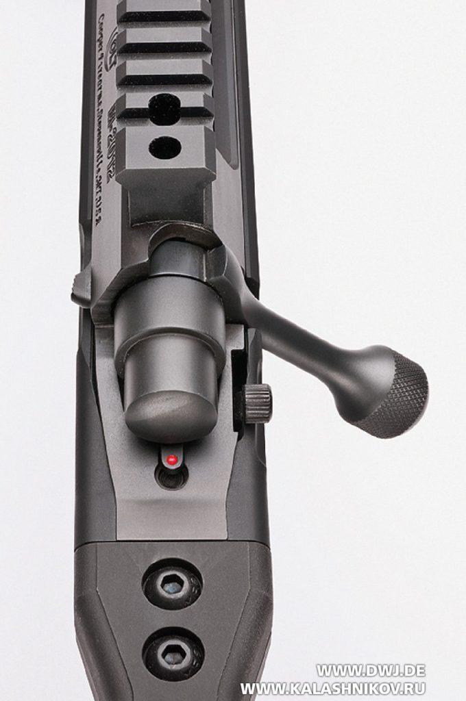Высокоточная винтовка Colt M2012 SA. Предохранитель