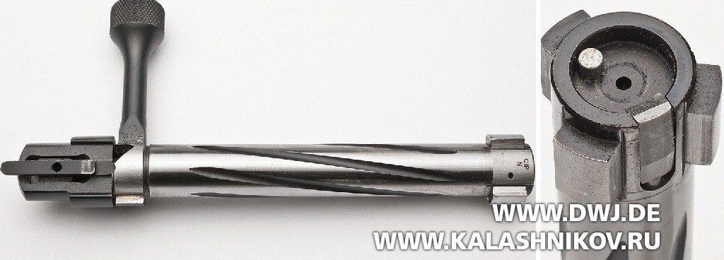 Высокоточная винтовка Colt M2012 SA. Затвор