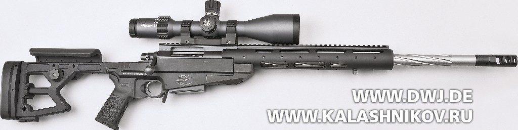 Высокоточная винтовка Colt M2012 SA. Вид справа