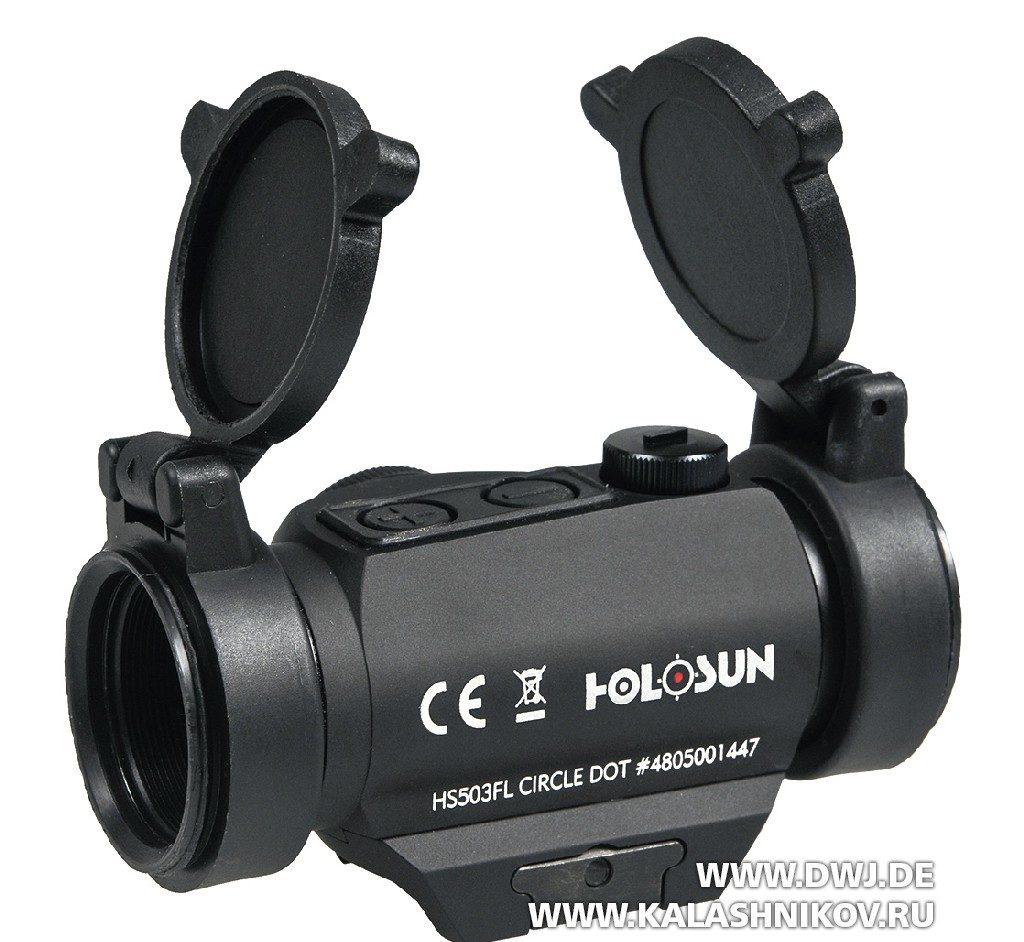 Коллиматорный прицел Holosun 530FL